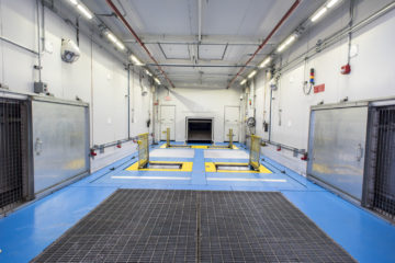 dyno test cell, chassis dyno test cell