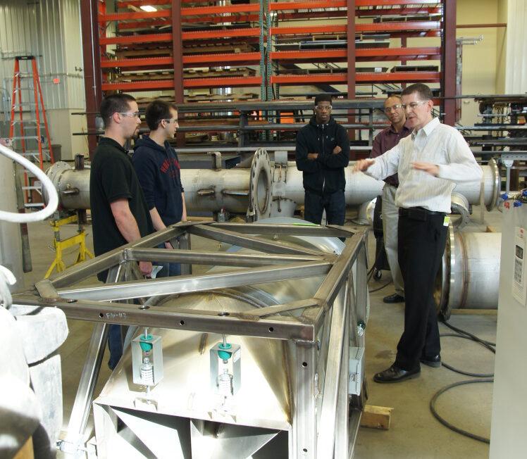 process equipment design, mechanical design of process equipment