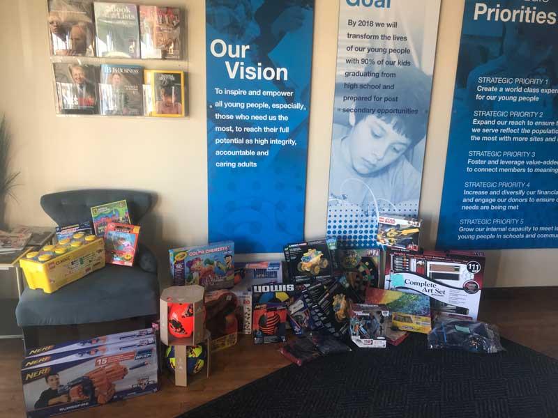 acs donating toys children adopting families, noise vibration control services