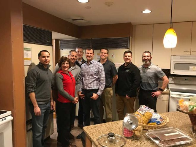 acs employees donated time ronald mcdonald house madison