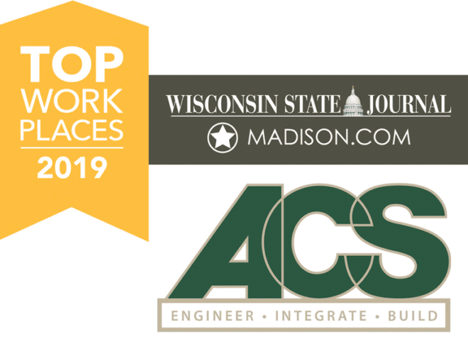 acs named top workplace 2019 wisconsin state journal
