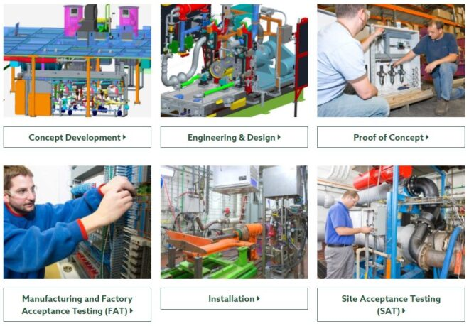 automation and controls upgrade services
