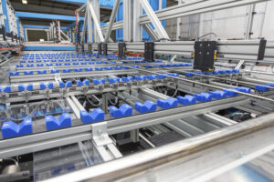 material handling system supplier, automation integrator