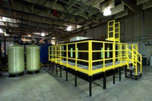 dip tank system construction