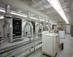cooking products laboratory construction
