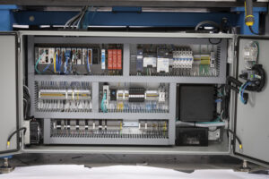 electric transmission test equipment