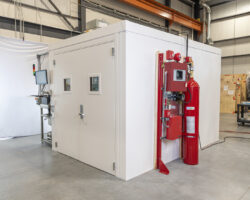 fuel injector test stand, fuel filtration product test stand