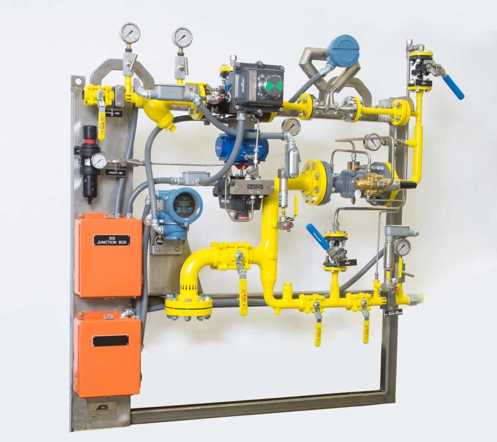 diesel engine test cell, acs project case studies