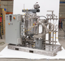 hydraulic pump test stand