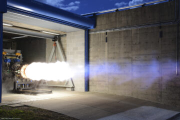 acs managed renovation and expansion of a new rocket engine test cell for sierra nevada corporations patented vortex® engine