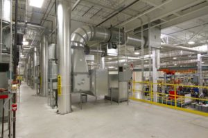 engine manufacturing test facility
