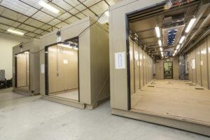 electric vehicle test enclosure, test cell enclosure manufacturer