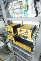 test stand daq upgrade, compressor test stand data acquisition panel