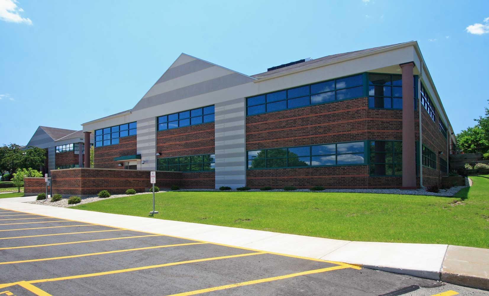 influenza research institute construction
