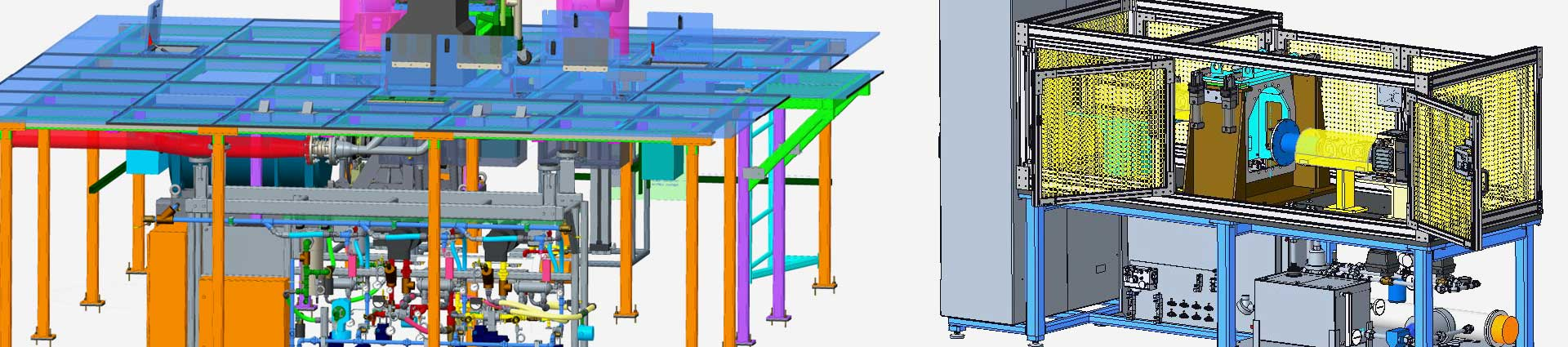 custom process equipment concept development