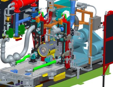 custom process equipment construction, custom process equipment