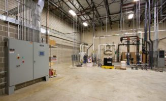 facility control systems, facility and system controls