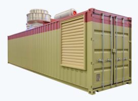 modular test cells, modular test cell construction