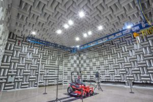 noise and vibration testing, noise and vibration testing facility